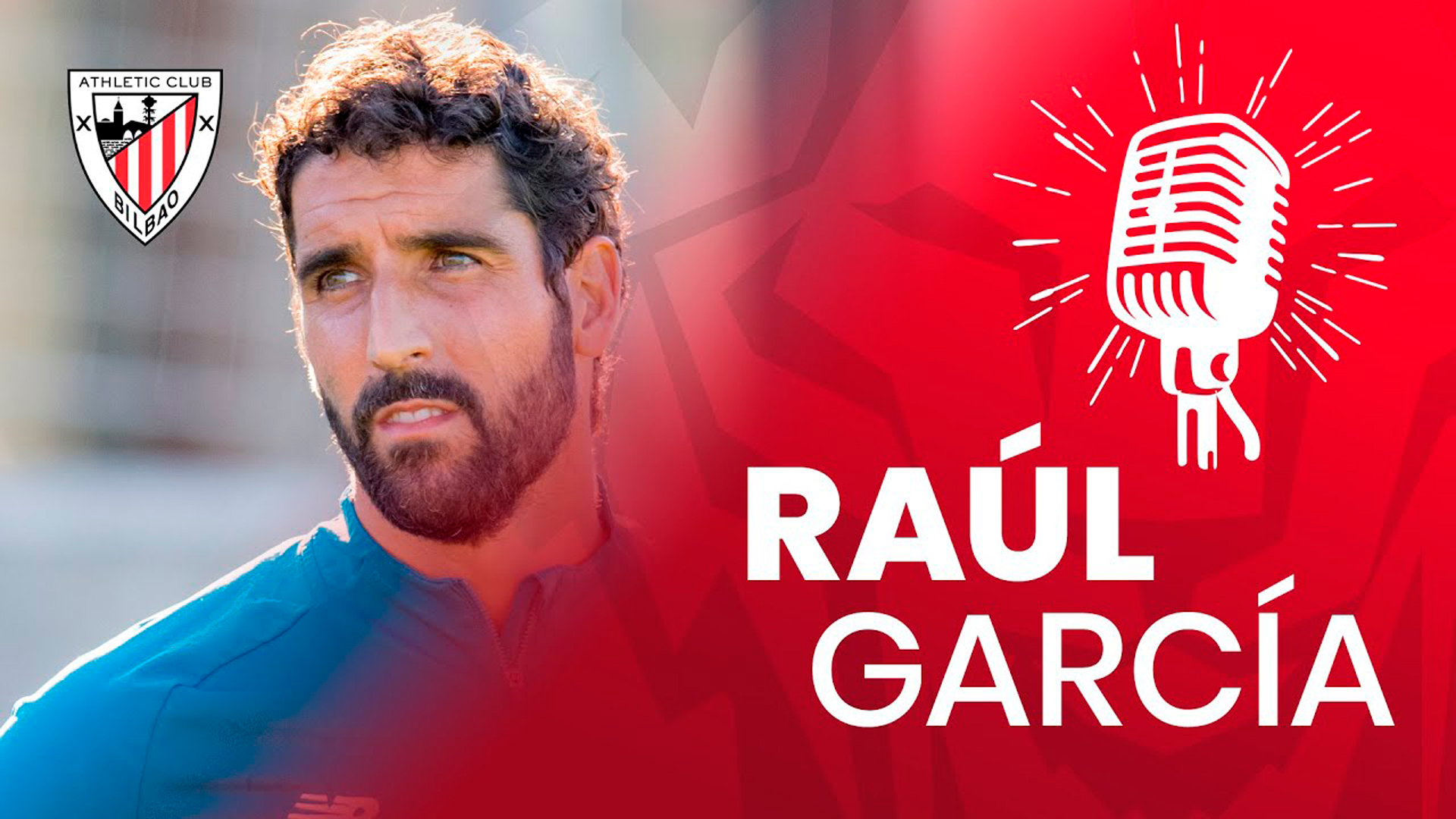 Live: Raúl García press conference