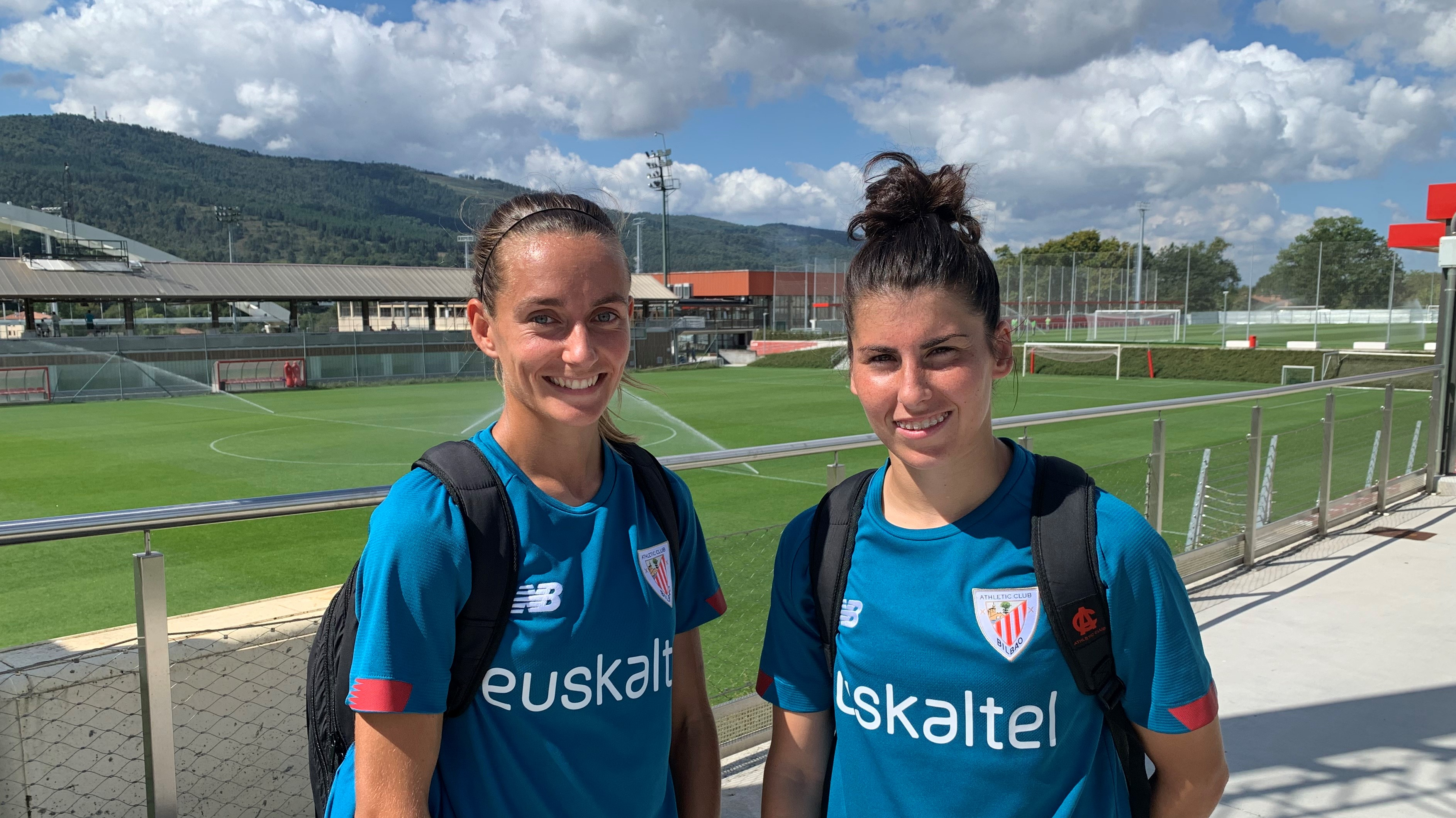 Lucía García and Moraza called up to the Spain team
