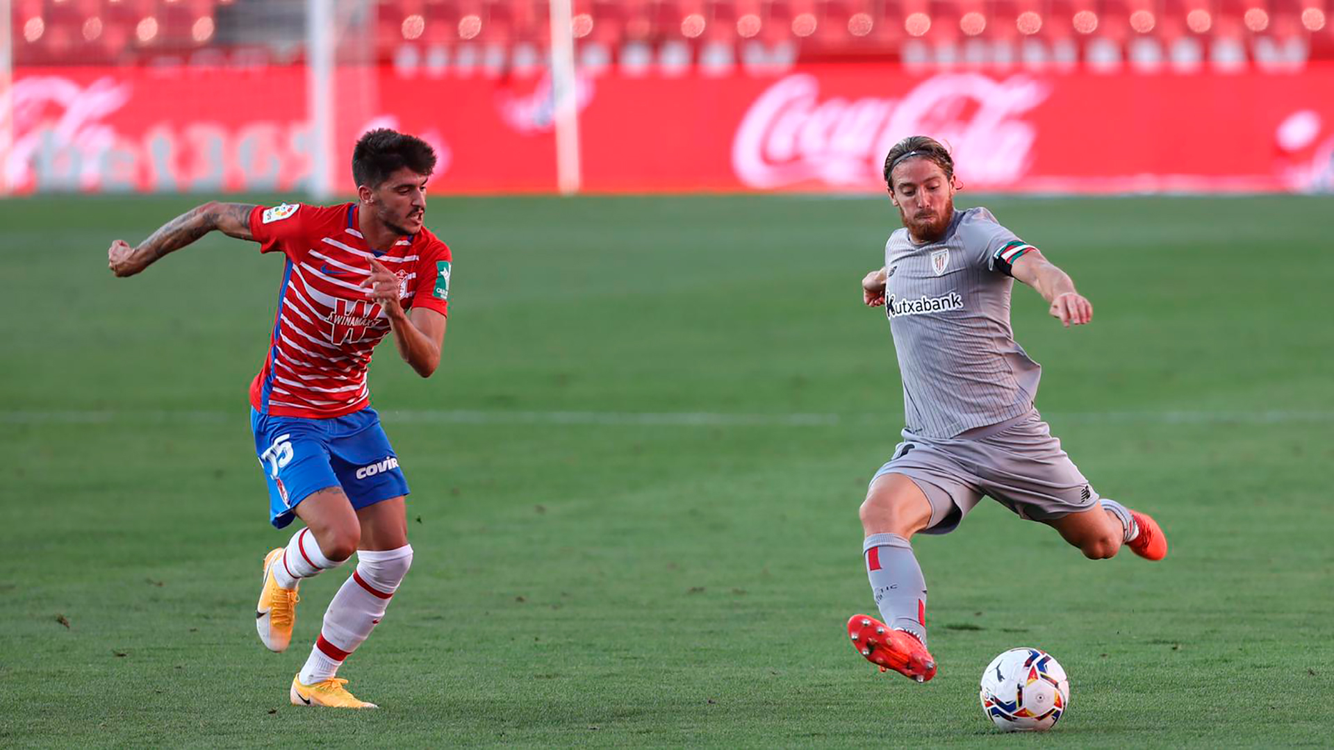 Athletic Club start season with a defeat in Granada