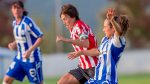 Victory in Athletic Club Women's first friendly of 2020-21