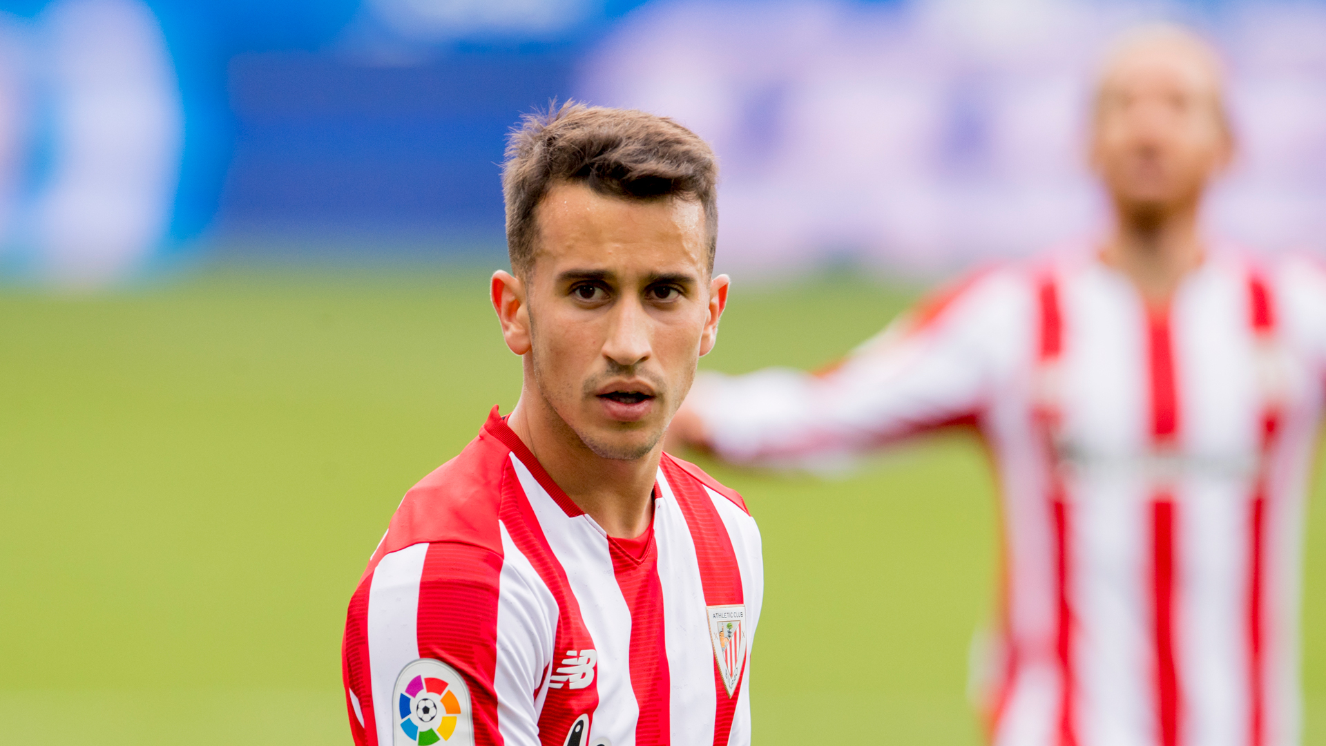 Debut de Álex Berenguer como león | Athletic Club