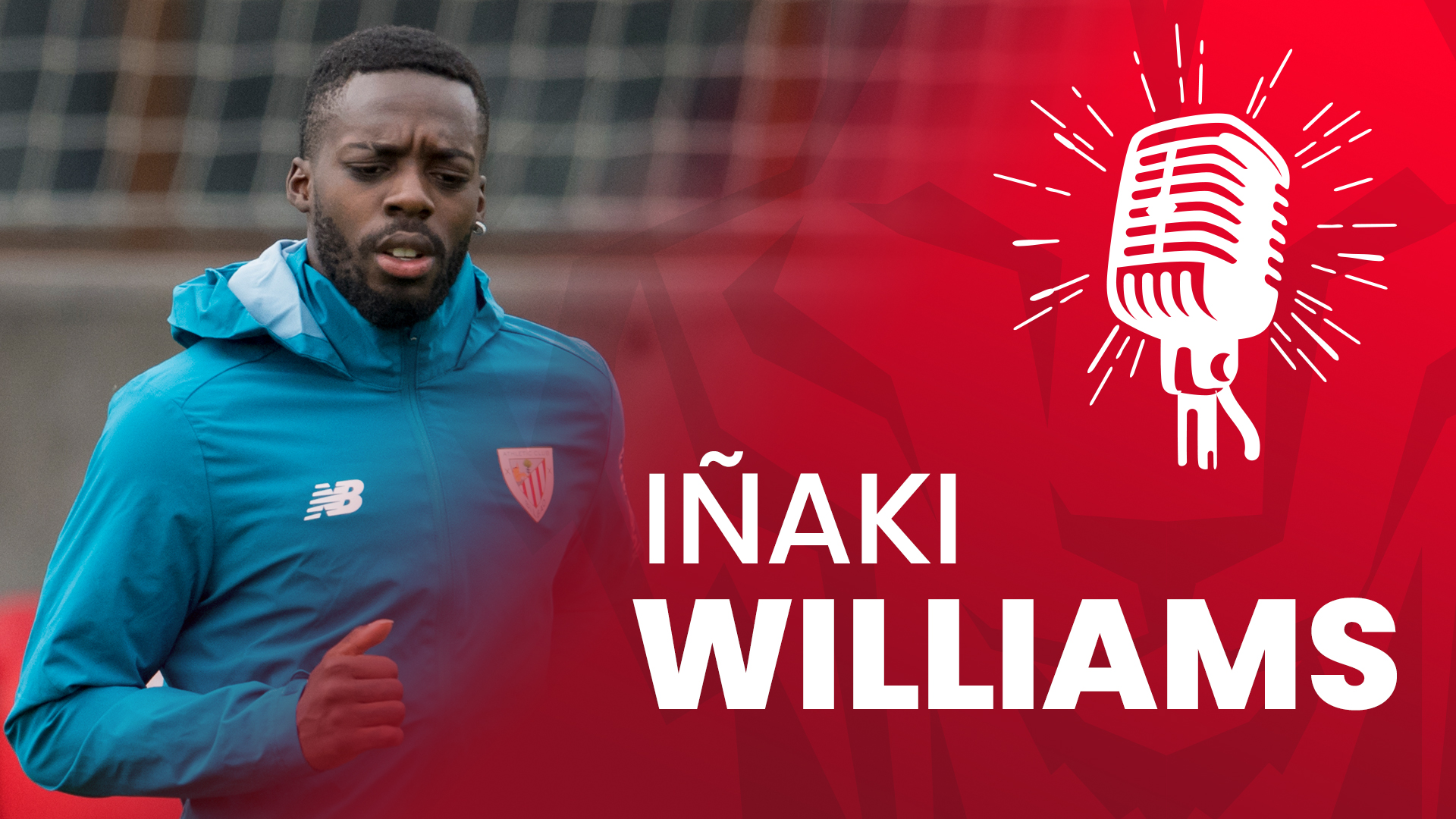 Live: Iñaki Williams press conference