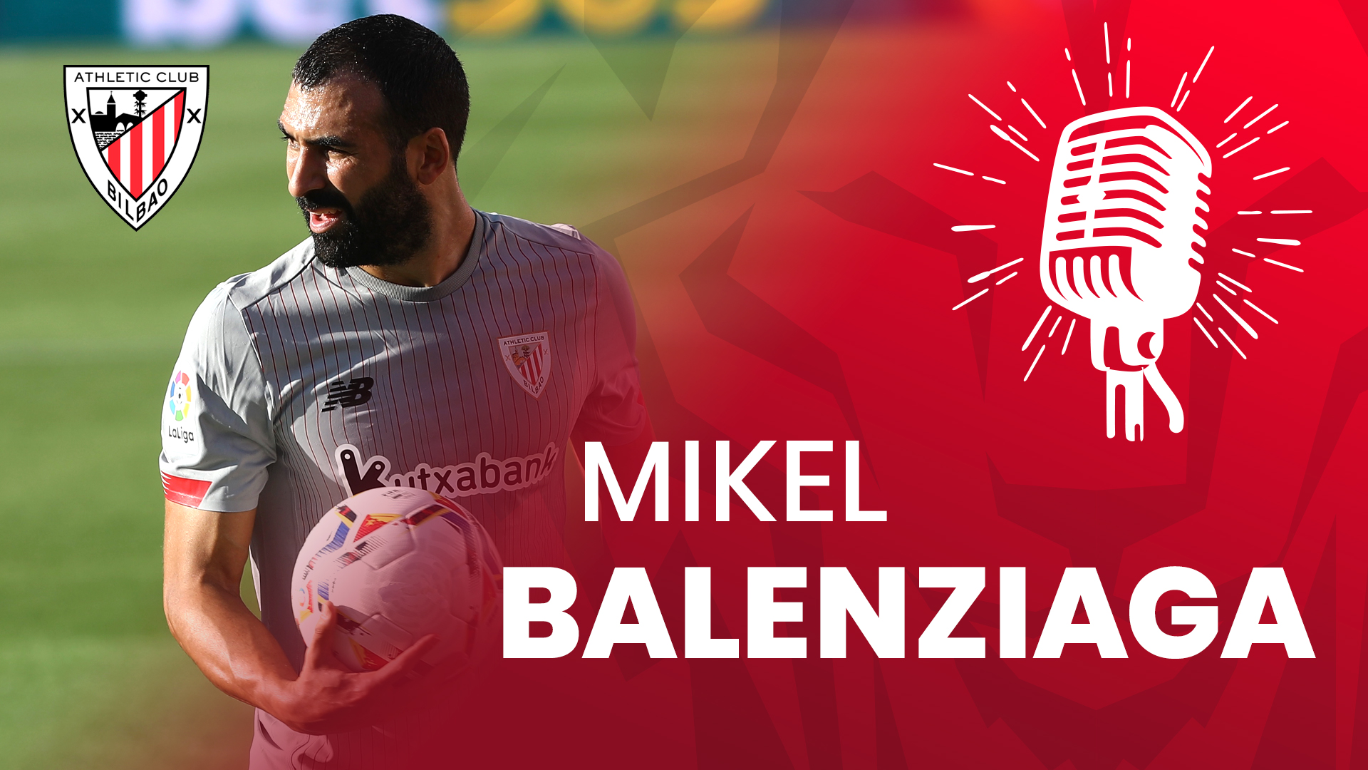 Live: Mikel Balenziaga press conference
