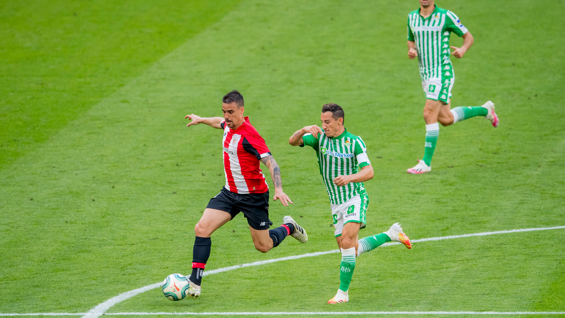 Descarga el boletín del Athletic Club-Real Betis