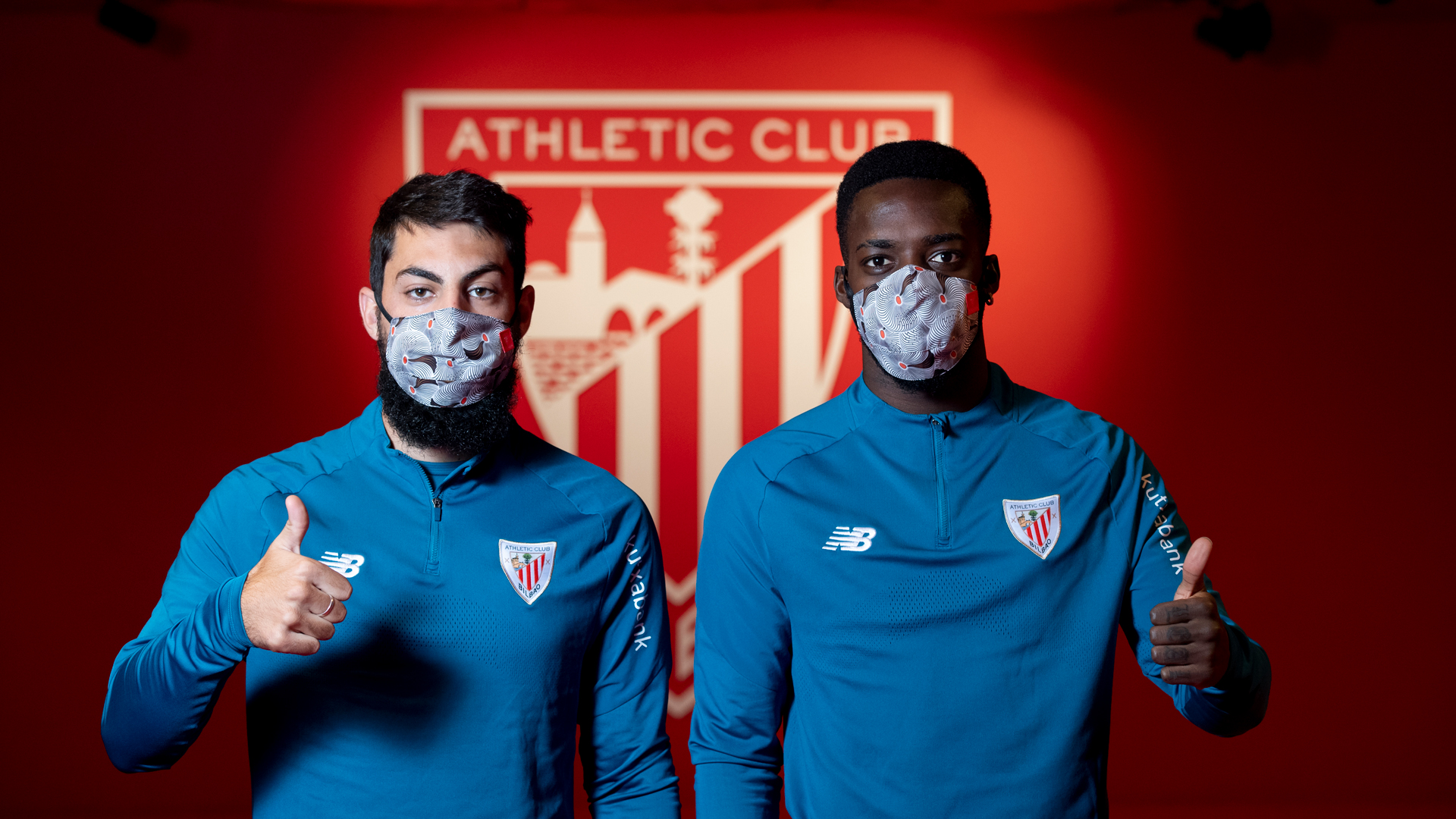 Athletic Foundation – Anesvad Solidarity Masks
