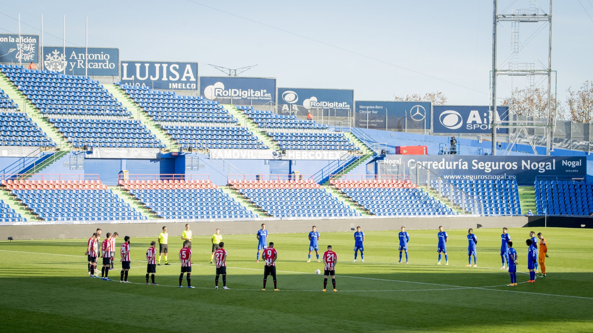 Getafe-Athletic | M11 LaLiga
