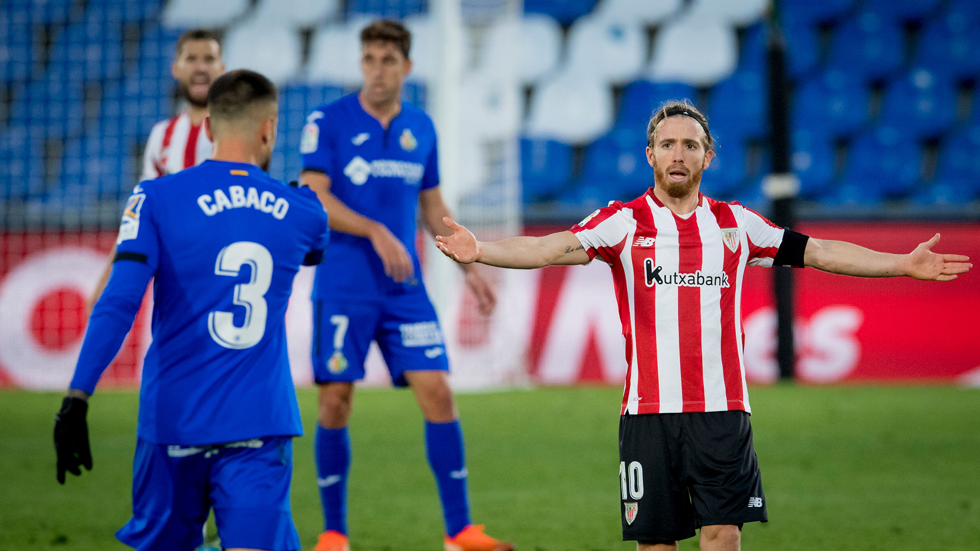 A hard-fought point in Getafe