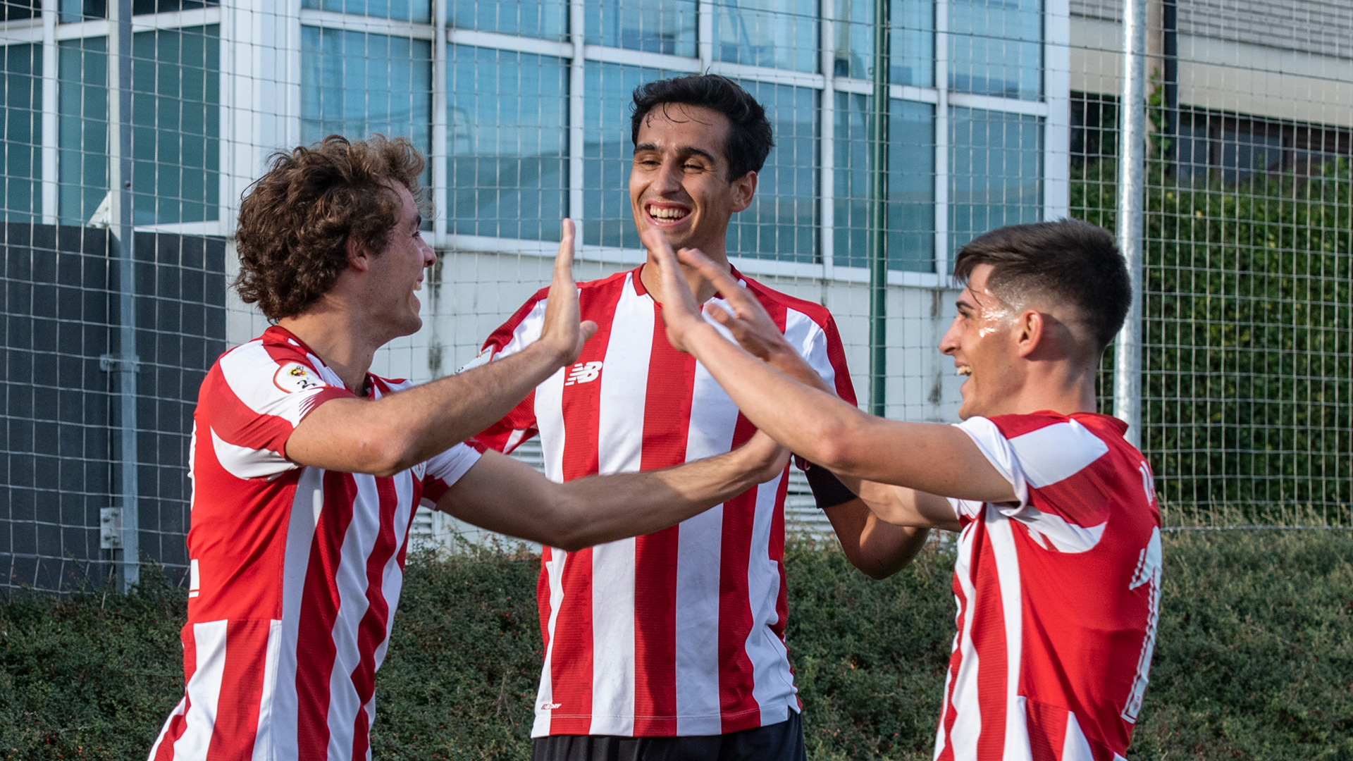 El Bilbao Athletic sigue en racha
