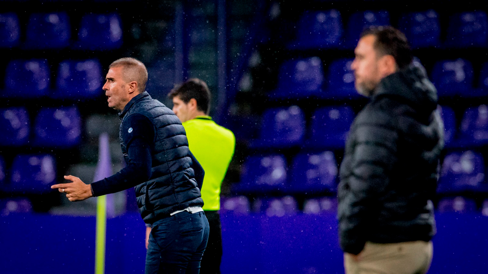 """Garitano: """"The team kept trying until the end"""""""