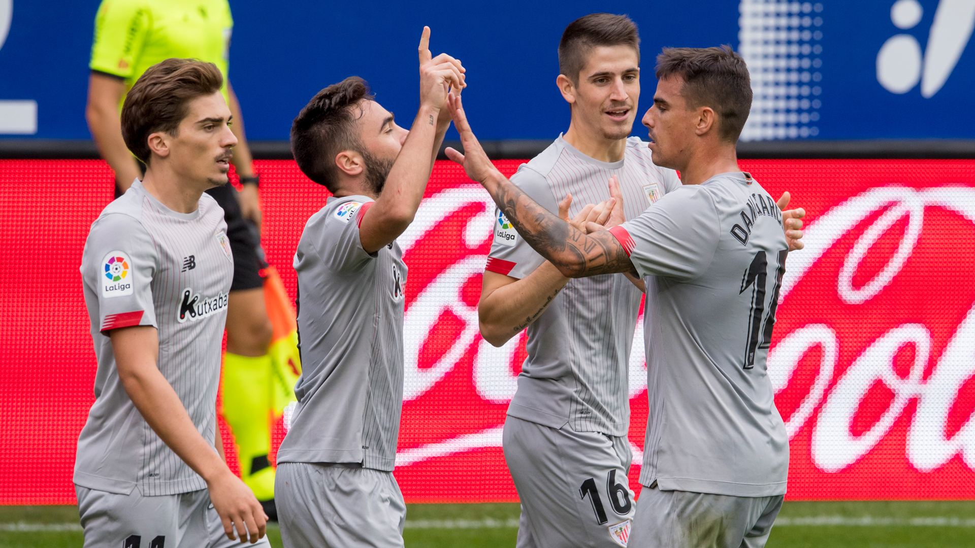 Five lions have already scored in LaLiga 2020-21