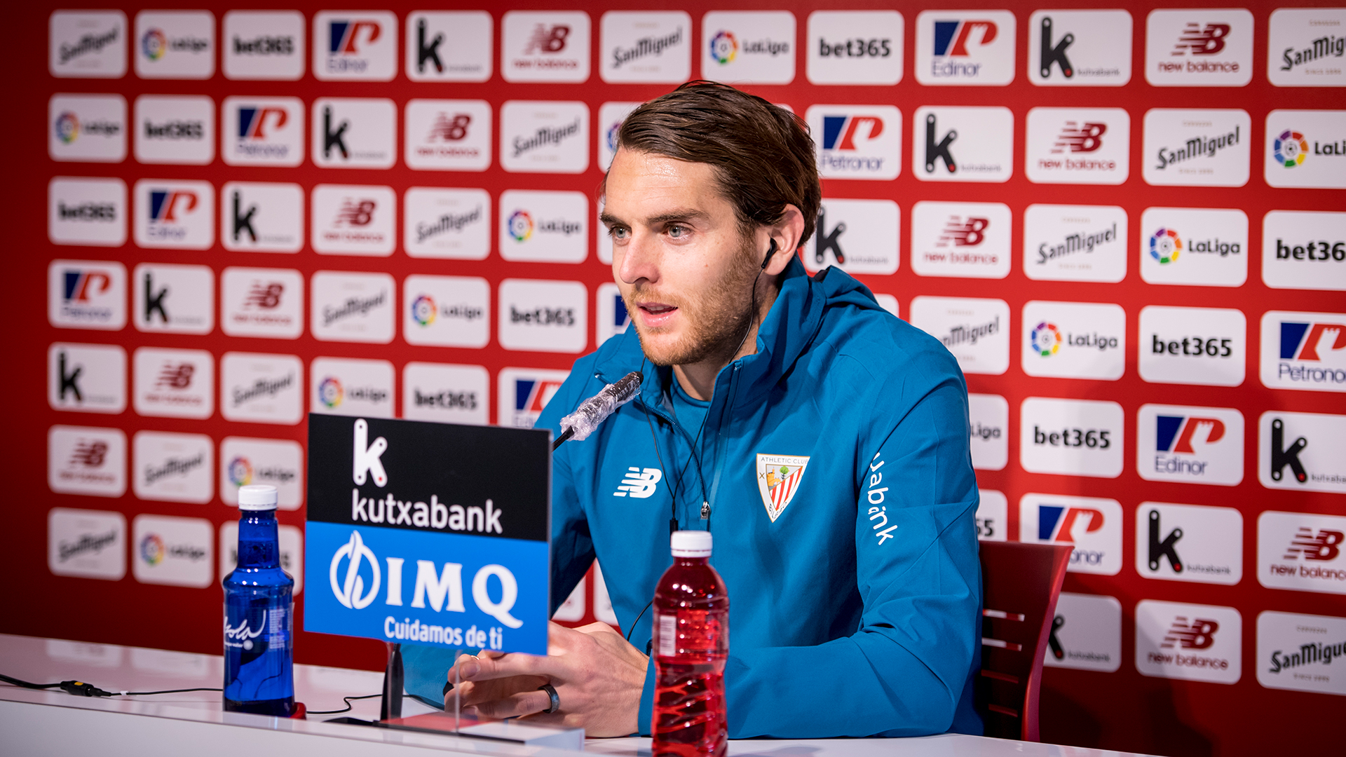 """Ibai: """"I really want to help out the team on the pitch"""""""