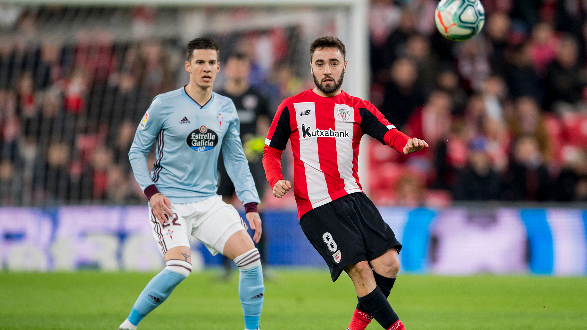 Horario confirmado para el Athletic Club-RC Celta