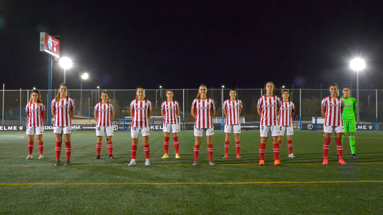 RCD Espanyol Fem – Athletic Club