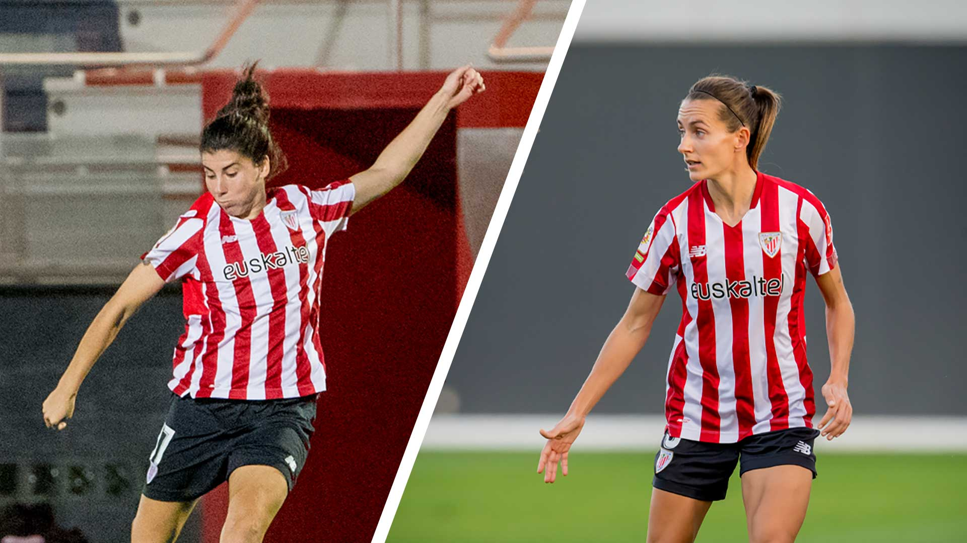 Lucía García and Moraza selected for the Spain squad
