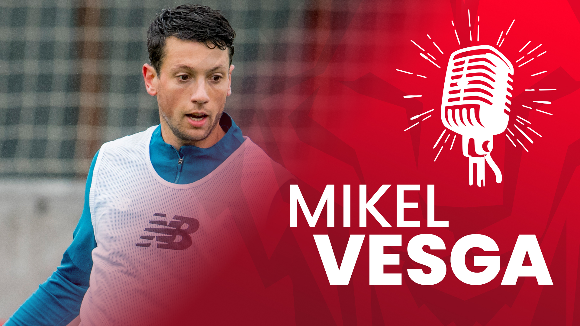 Watch: Mikel Vesga press conference