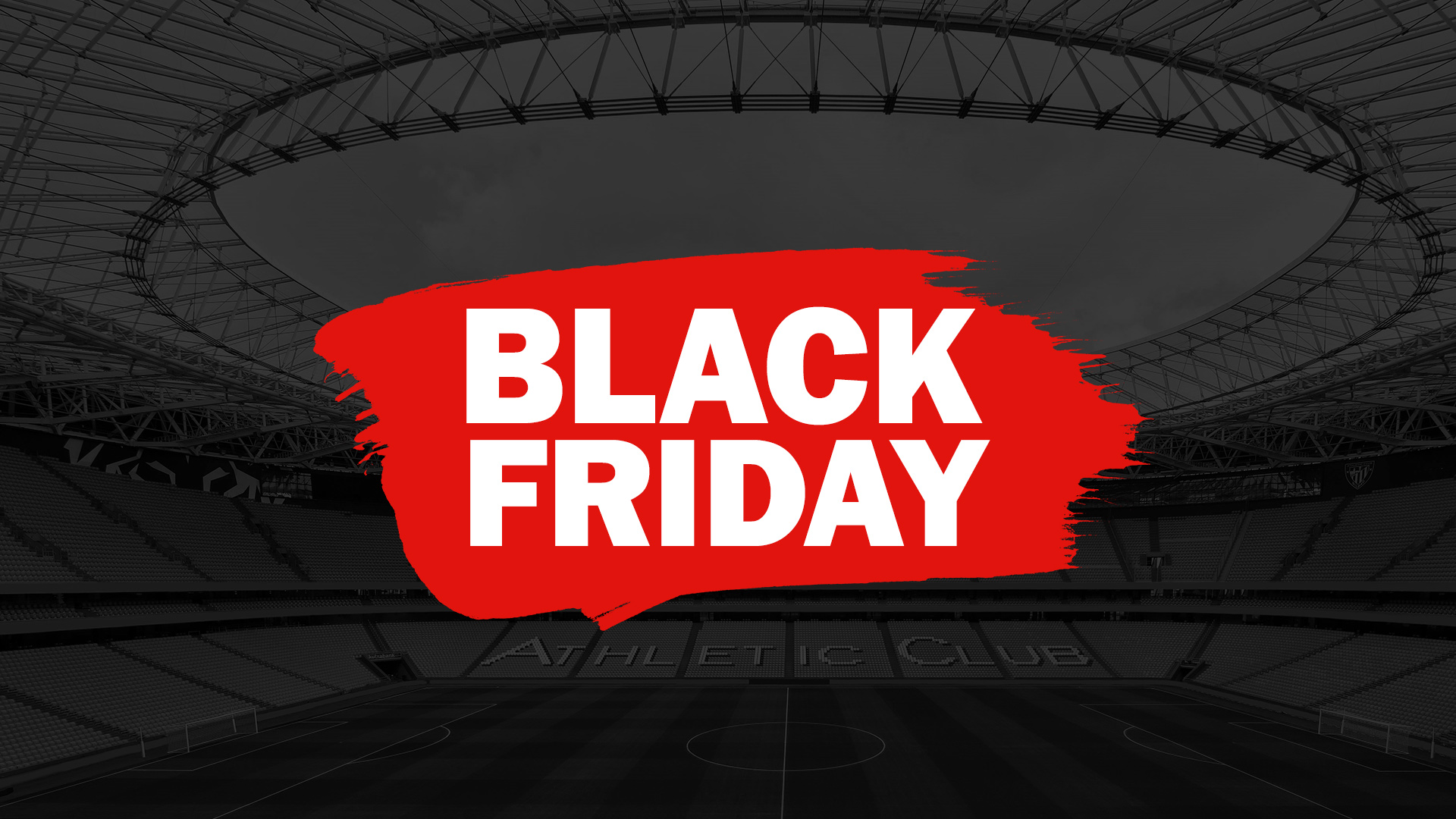 Black Friday astea Athletic Cluben dendetan