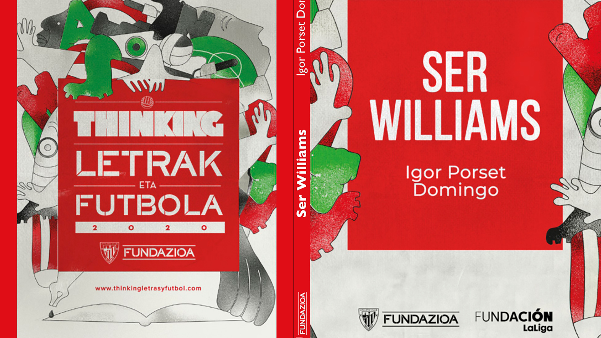 """Ser Williams"", written by Igor Porset, an Athletic Genuine player"