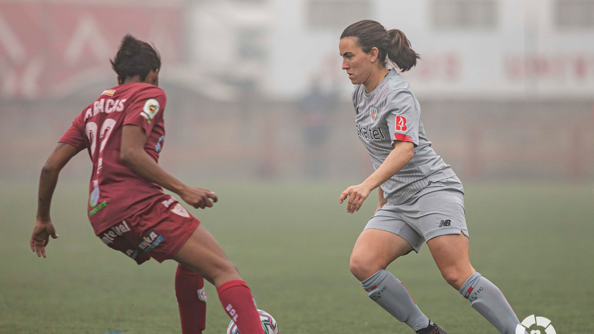 The Lionesses defeated in Logroño