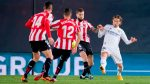 Descanso: Real Madrid 1-0 Athletic Club