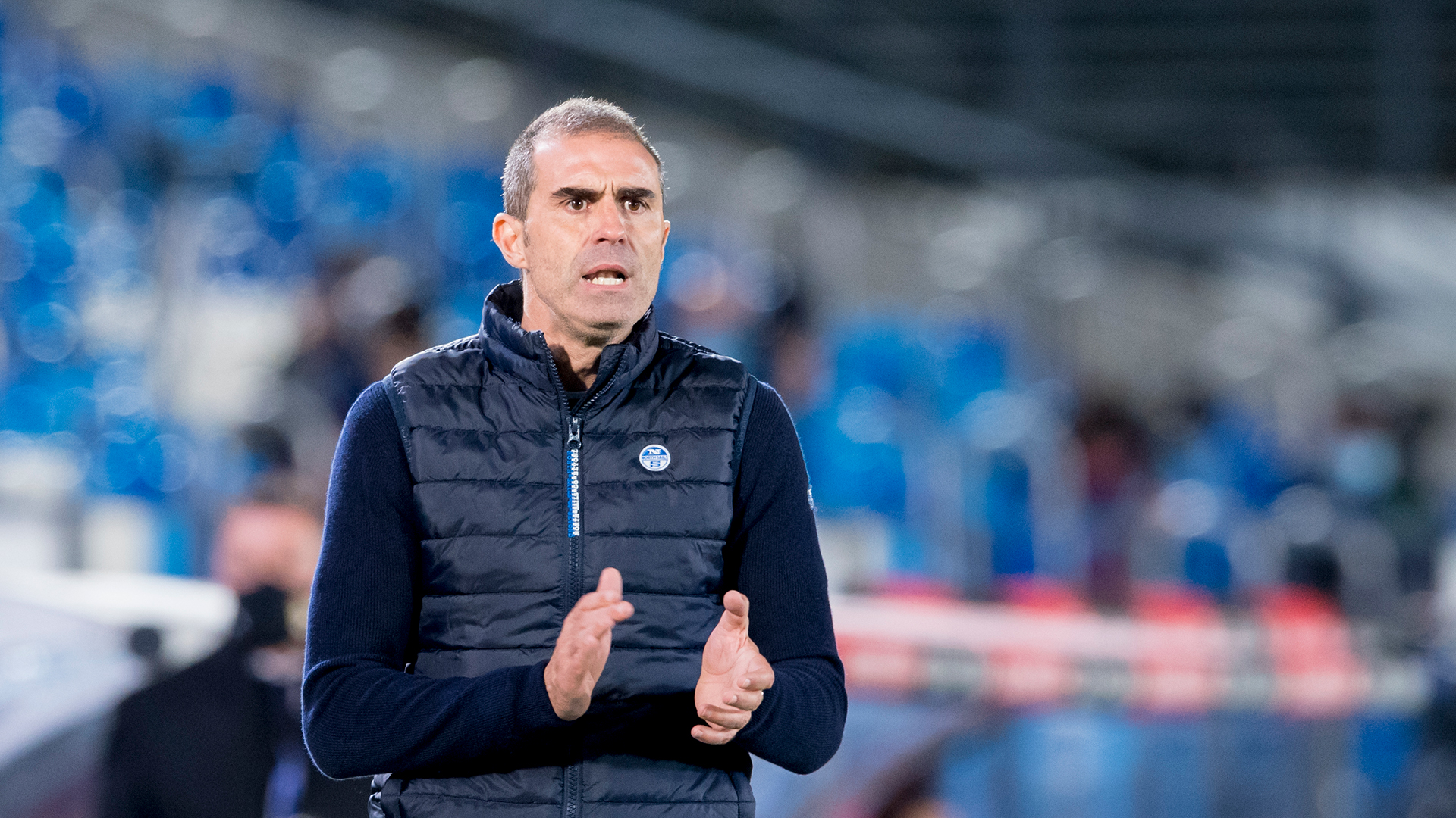 """Garitano: """"The team stood up, we competed well"""""""