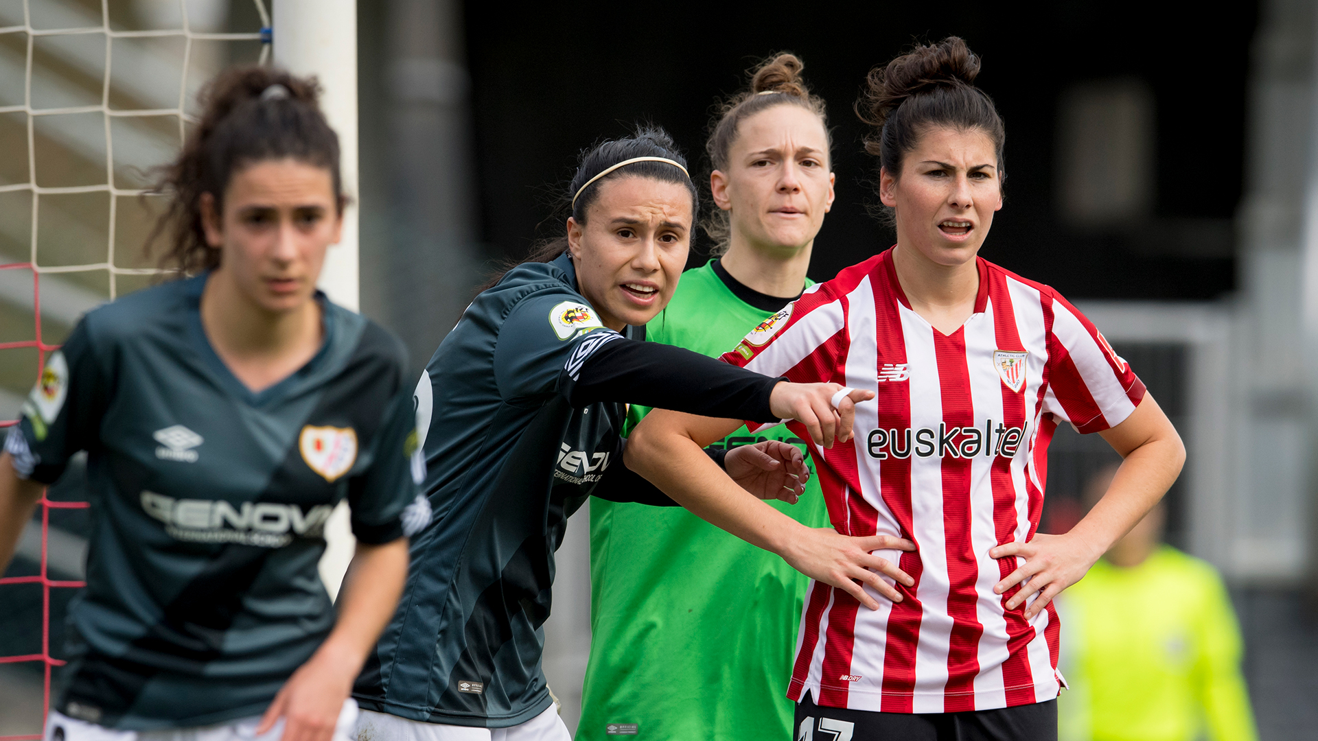 Lionesses held to a goalless draw by Rayo