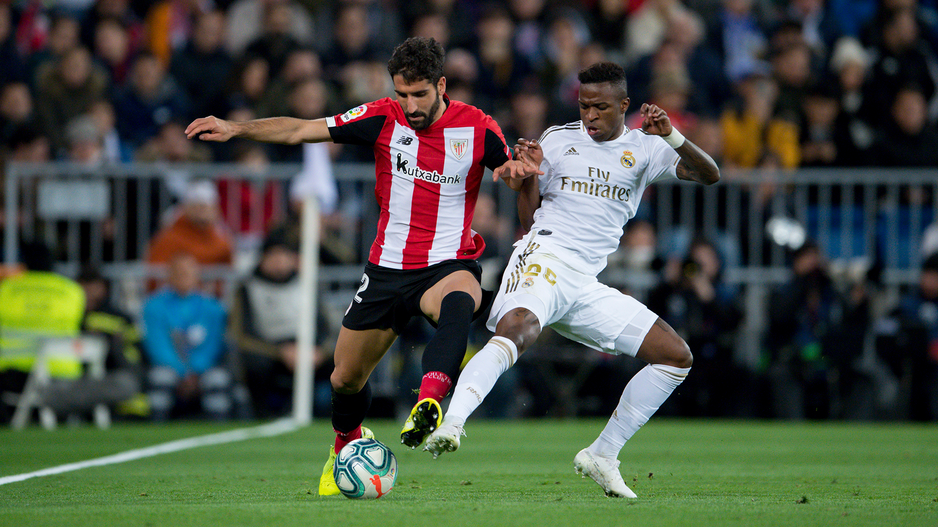 The most recent Real Madrid vs Athletic Club