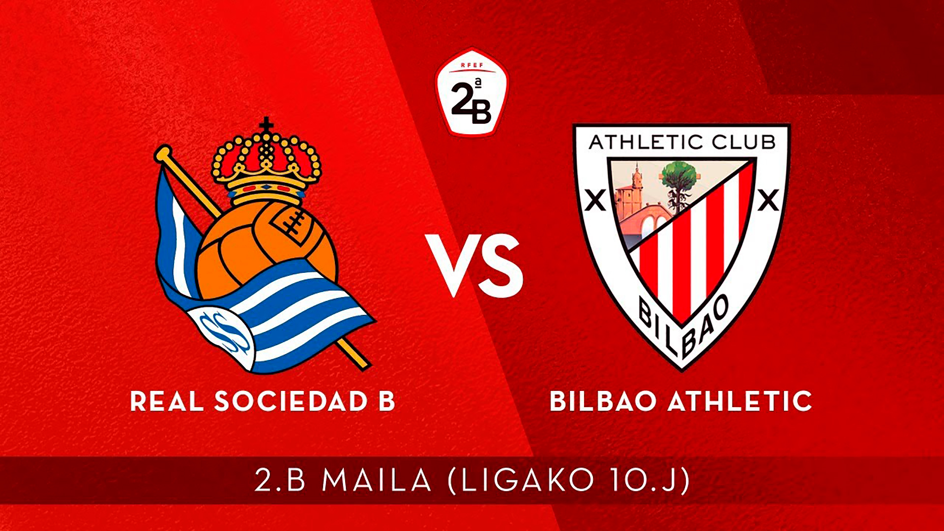En directo (15:45): Real Sociedad B-Bilbao Athletic