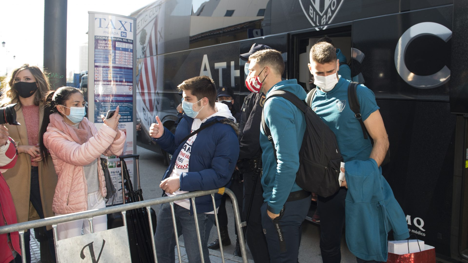 Journey to Málaga I Supercopa 2021