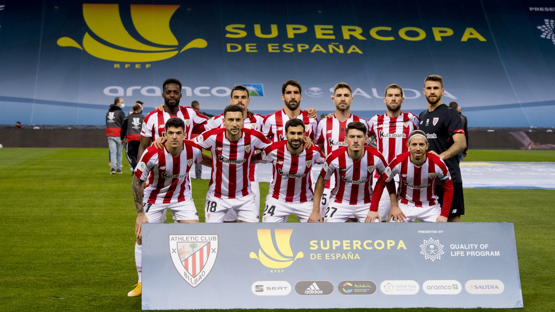 FC Barcelona – Athletic Club (Final – Supercopa 2021)