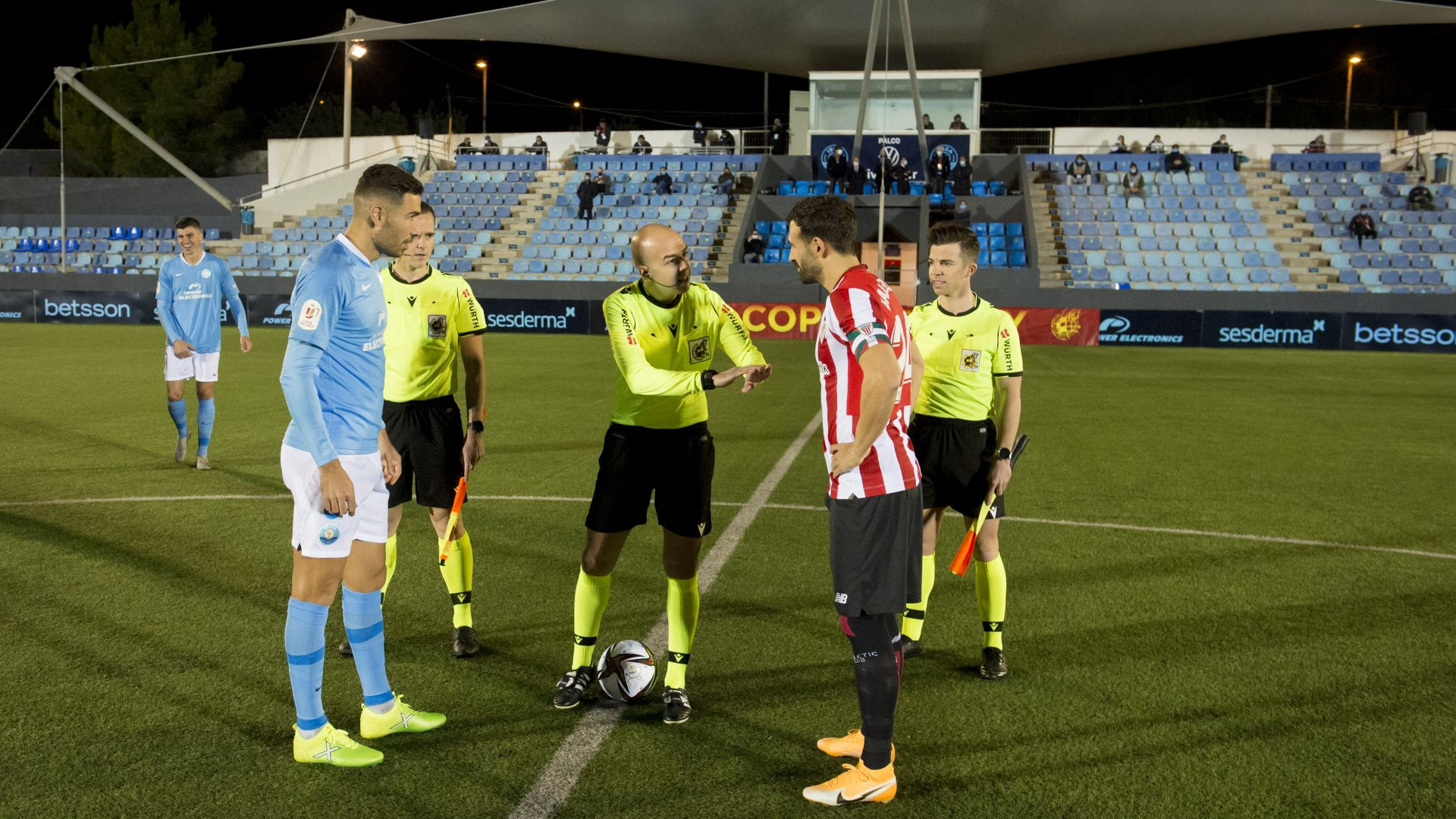 UD Ibiza – Athletic Club (1/16 final Copa)