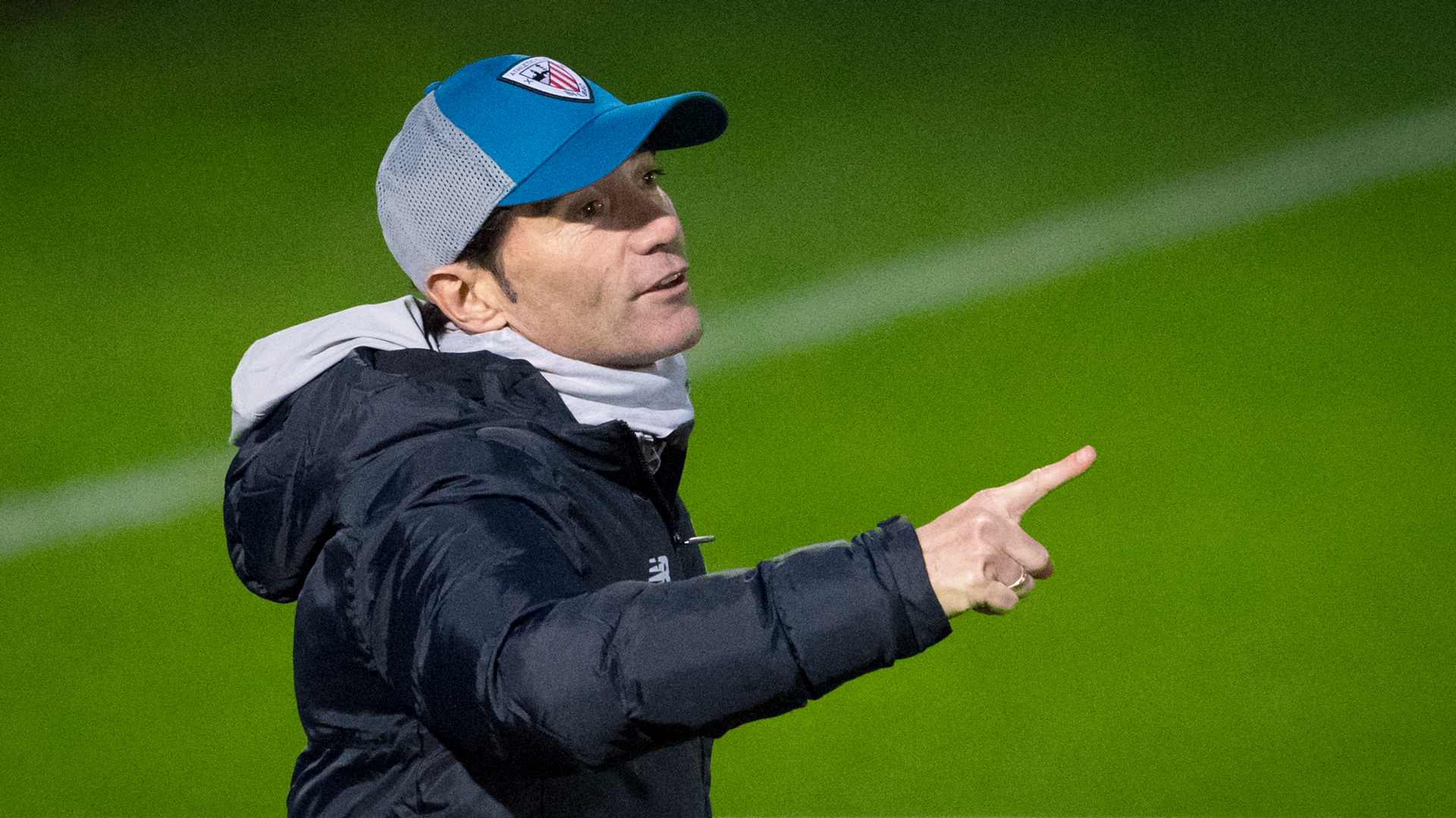 """Marcelino: """"We want to be in the draw for the quarter-finals"""""""
