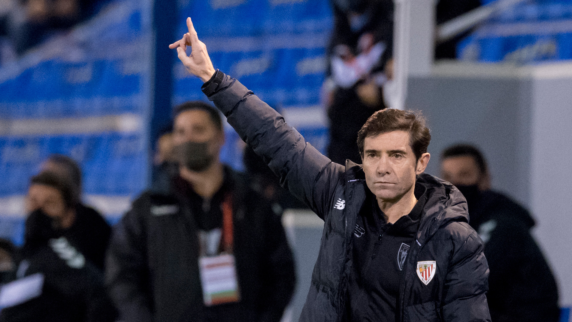 "Marcelino: ""Overall we were superior"""