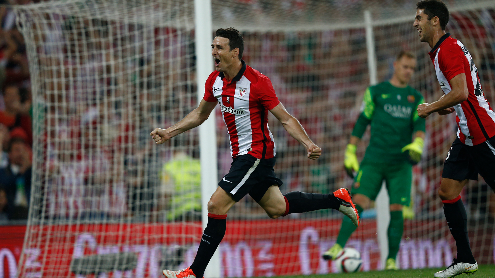 El Athletic en la Supercopa