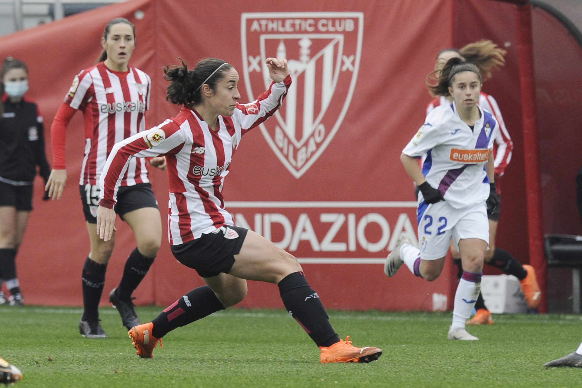 Athletic Club – SD Eibar | M15 Primera Iberdrola