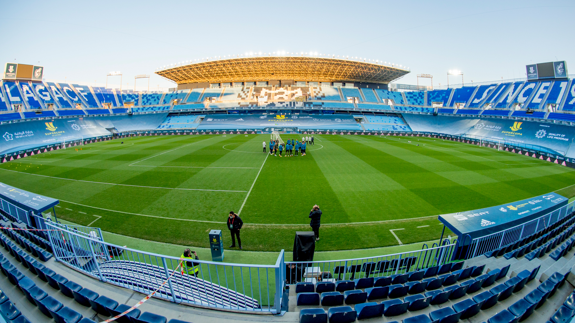 Hamaikakoak: Real Madrid-Athletic Club