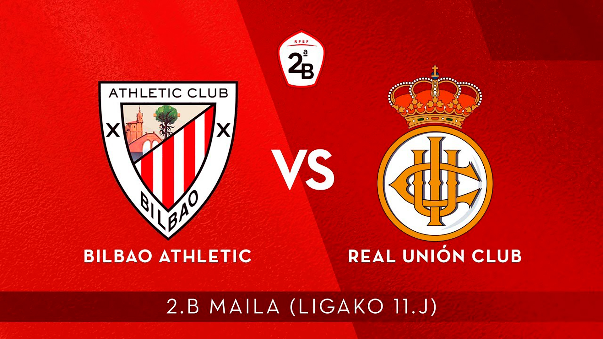 En directo: Bilbao Athletic – Real Unión Club
