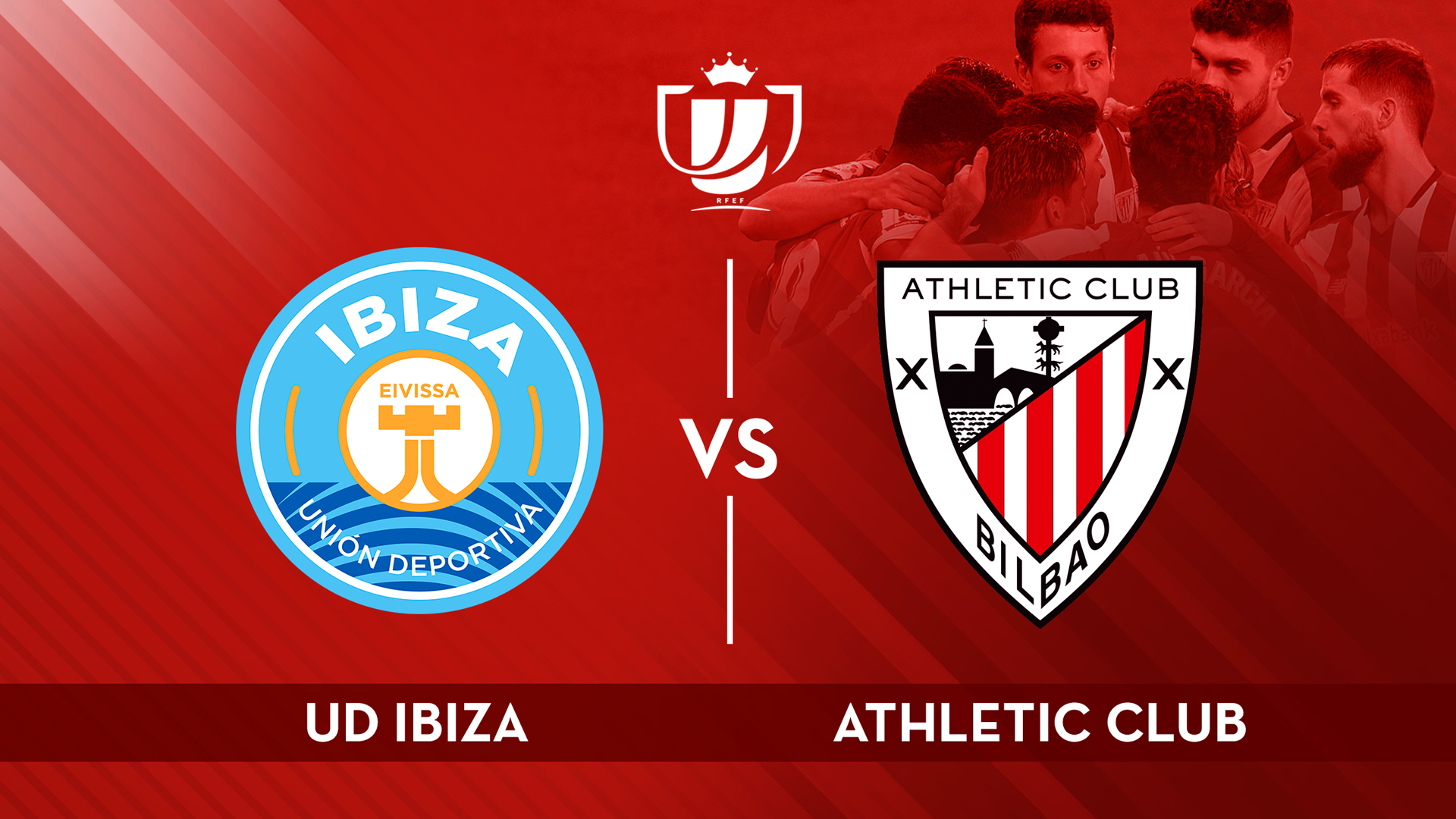 Athletic draw UD Ibiza in Copa 20-21