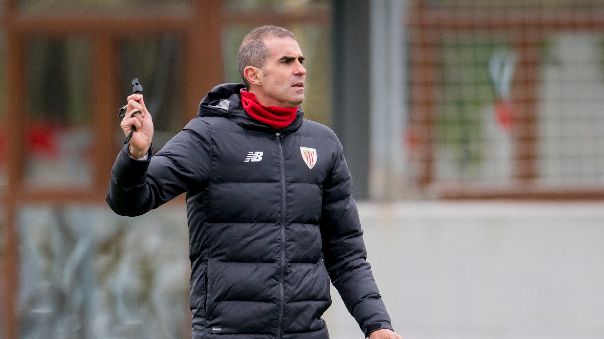 """Garitano: """"We're only thinking about beating Elche"""""""