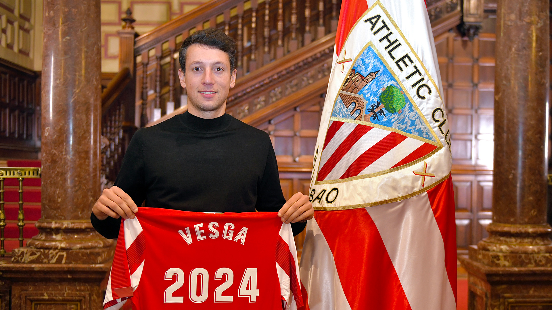 Vesga renews until 2024