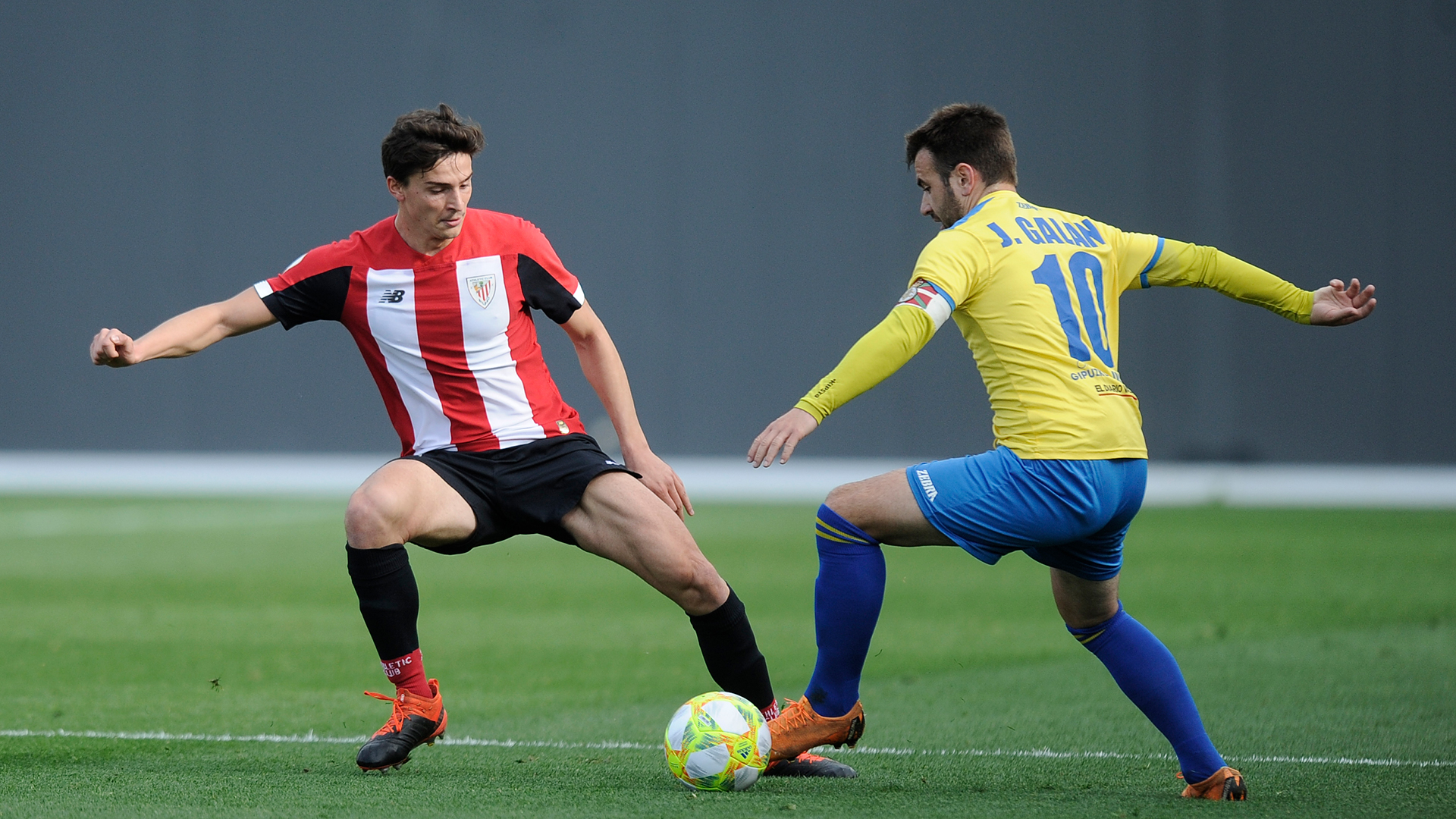 Bilbao Athletic, a prolongar la buena racha