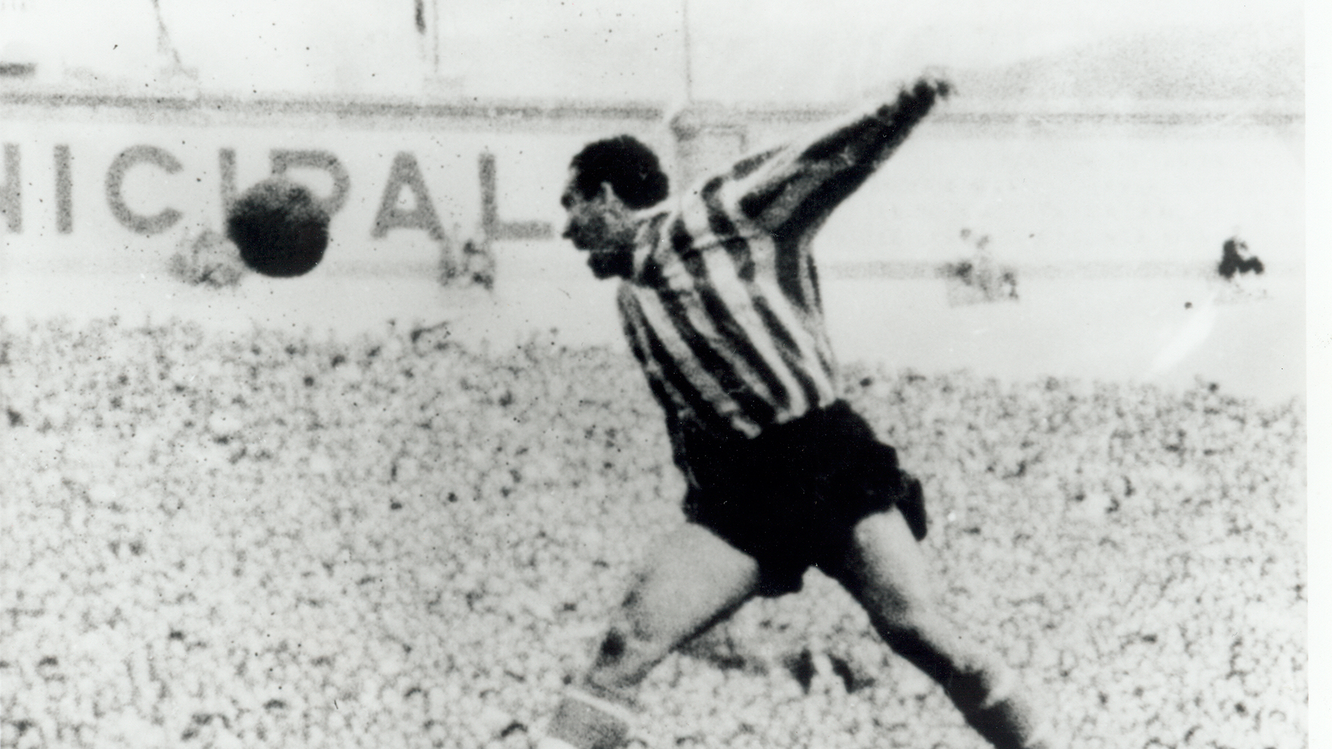 Telmo Zarra: 100 years a legend
