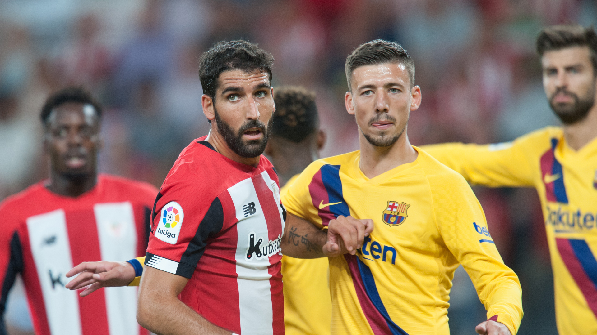 Athletic going for third consecutive win against Barça at San Mamés