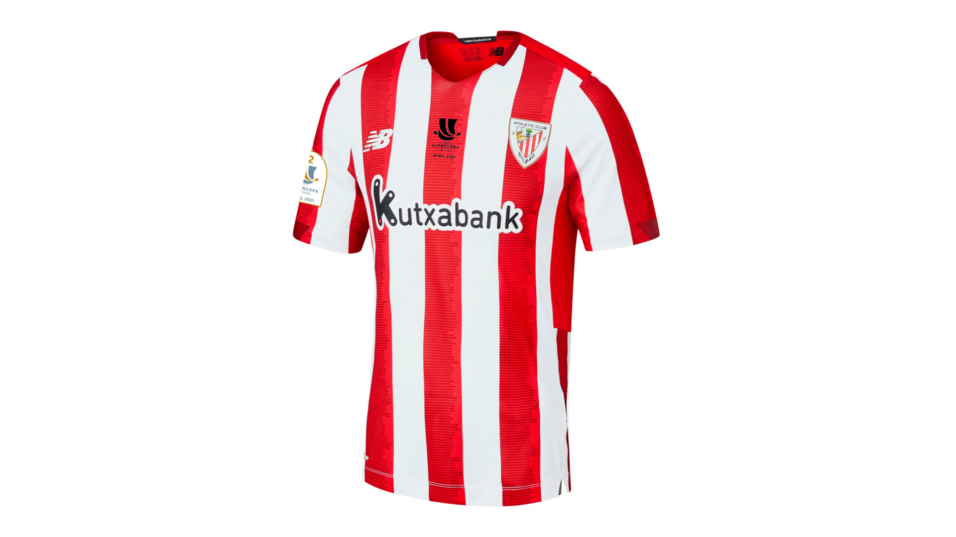 Special edition Supercopa jersey