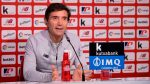 Watch: Marcelino and Muniain press conference