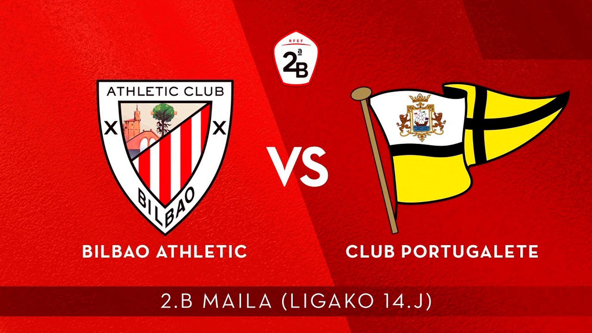 En directo: Bilbao Athletic – Club Portugalete