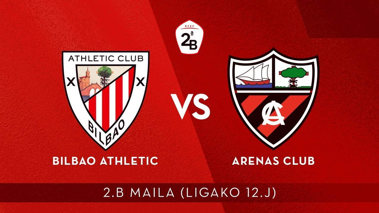 En directo: Bilbao Athletic – Arenas Club