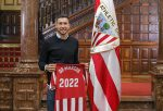 "De Marcos: ""I'd like to end my career at Athletic"""