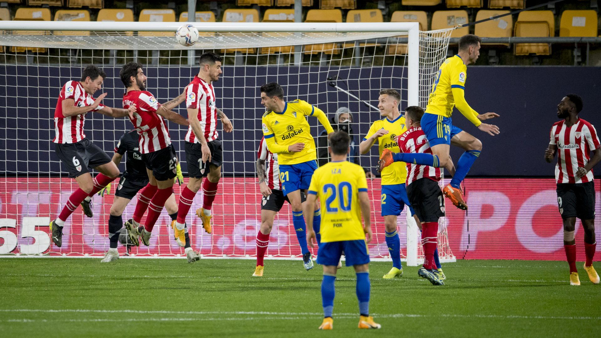 Cádiz CF – Athletic Club  (M23 – LaLiga)