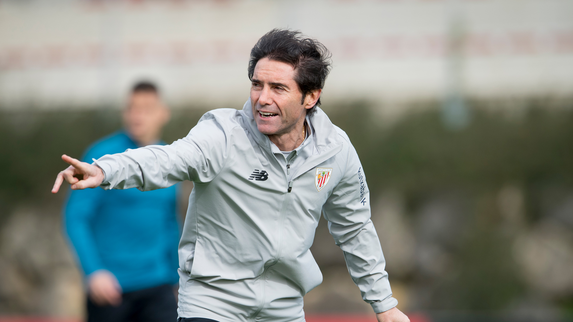 "Marcelino: ""The team is happy and motivated"""