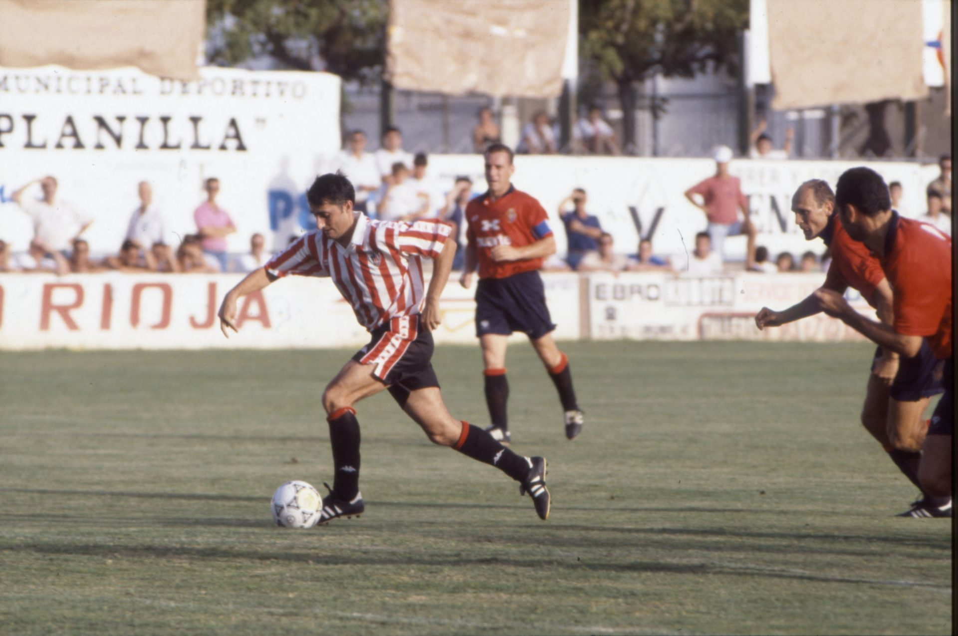 Ernesto Valverde: Athletic and the ant
